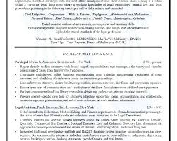Personal Objectives For Resumes Magnificent Good Paralegal Resume Objective Of Spacesheepco