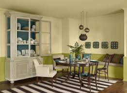 dining room color schemes chair rail. yellow dining room ideas - exciting paint color schemes chair rail