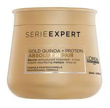 <b>L'Oreal Professionnel</b> Absolut Repair Gold Quinoa + Protein Mask ...