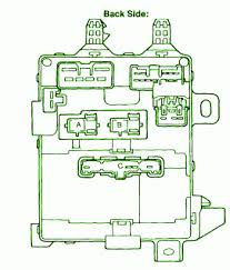 toyota corolla fuse box diagram image defogger relaycar wiring diagram page 3 on 2000 toyota corolla fuse box diagram