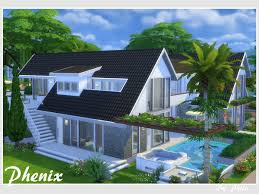 Small Picture Sims 4 Updates TSR Houses and Lots Residential Lots Phenix