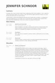 Classy Warehouse Associate Resume Skills Resume Design Classy Sales Associate Resume Skills