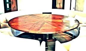 dining table extendable wood expanding round ng table extending solid wood extendable wooden dining table uk