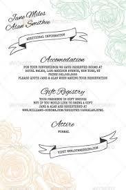 Invitation Information Template Invitation Information Template Diabetesmang 8