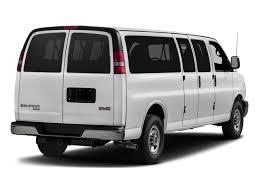 2018 gmc passenger van. contemporary van 2018 gmc savana passenger base price rwd 3500 135 ls pricing side rear view and gmc passenger van