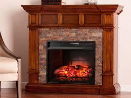 merrimack buckeye oak infrared fireplace mantel package fi9637 southern enterprises