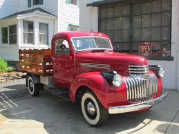 Photo Collection 1946 Chevrolet Truck Wallpaper