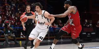 La Virtus passa a Milano 83 a 77 e ribalta subito il fattore campo delle  finali LBA - Basket Magazine
