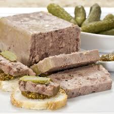 French Style Country Terrine Or Pâté Terrine De Campagne Country Style Pate