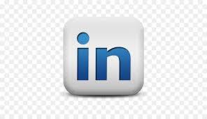 Linkedin Icon Clipart Linkedin Blue Text Transparent