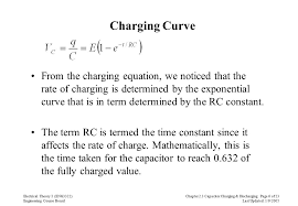 chapter 2 3 capacitor charging discharging page 6 of 23 last updated 1 9