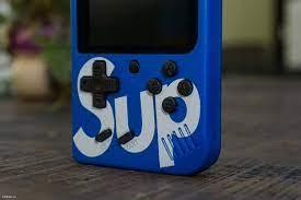 Trên tay máy chơi game SUP Mini: 168 game cài sẵn,