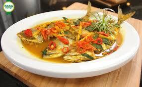 Resep ikan kembung kukus, menu sehat sekaligus lezat. Pindang Kembung Rasasayange Co Id