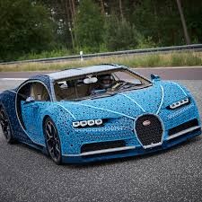 Bugatti calls its factory the atelier. Lego Built A Drivable Bugatti Chiron With Over 1 Million Pieces The Verge