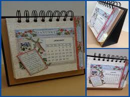 easy desk calendar featuring graphic 45 time to flourish paper tdllc you
