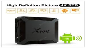 X96 X96Q Android 10.0 Smart 4K TV Box + Best offer buy - YouTube