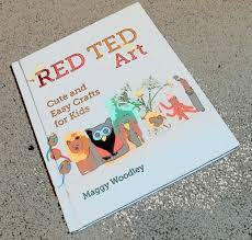 i pre ordered red ted art cute and easy crafts for kids ages ago and was so upset that we went away this weekend before the postman had chance to deliver