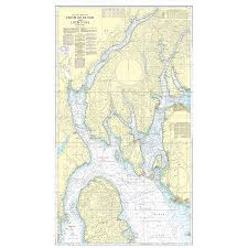 Admiralty Chart Prints 2131 Firth Of Clyde And Loch Fyne