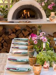 Garden Kitchens Outdoor Kitchens Hgtv