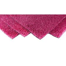 greenline pink blend artificial grass synthetic lawn turf indoor outdoor carpet sold by 12