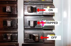 my circuit breaker won't reset what's wrong? Fuse Box Circuit Builder 3)another thing that will trip a breaker is too many lights and appliances drawing more amperage than the rating of the breaker the fuse box circuit builder