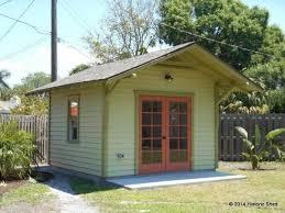 sarasota artist studio shed historic shed