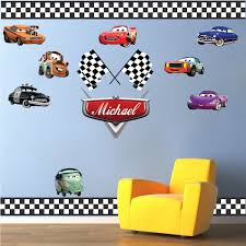 checkered flag border decal sports wall decal murals race track wall stickers primedecals on wall art decals borders with checkered flag border decal sports wall decal murals race track