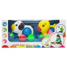 Mua Đồ chơi Thú cưng tinh nghịch Bộ đôi hoàn hảo Sato bằng nhựa nguyên sinh  an toàn cho bé ( SATO 77 ) chỉ 132.000₫