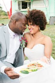 60 best beautiful natural hair bride images on pinterest natural Wedding Blog African American great example of bridal afro and a natural hair bride her hair is her veil wedding blog african american