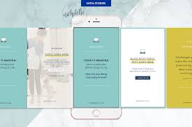 How To Plan A Story Template Canva Instagram Stories Templates