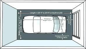 standard garage size 2 car standard size garage doors standard size of car garage door dimensions