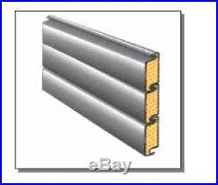 insulated roll up garage doorsOver Head Doors  Insulated roll up overhead garage door 12 feet