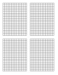 Free Printable Graph Paper Free Printable Graph Paper Freeeducationalresources Com