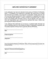 Confidentiality Agreement Samples Confidentiality Agreement Forms Telemaque Info