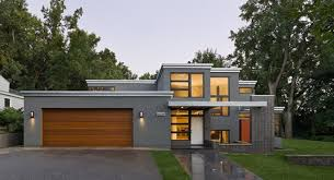 Image result for flat roof house