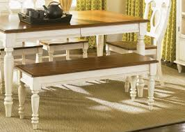 Kitchen Table With Bench Set Nice Elegant Design Of The Kitchen Bench Wood That Has Wooden