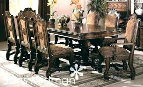 large dining sets round dining table that seats 8 round dining table large dining room tables