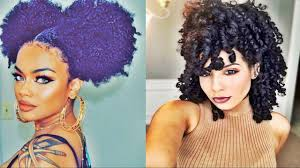 New Beautiful Short Curly Hairstyles For Black Women 2017 Youtube