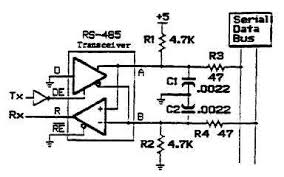 review of society of automotive engineers protocol j1708 j1708 transceiver1