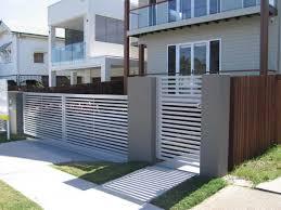 Modern House Gates And Fences Designs Home Design Ideas Newest