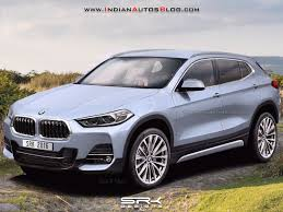 2018 bmw new models. Perfect Bmw BMW X2 Production Front Rendering From IAB Inside 2018 Bmw New Models