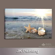 large canvas fine art seascape print wall picture from realistic oil painting artwork for modern décor canvas for artists