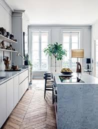 beautiful kitchens tumblr. An Elegant Kitchen In Lyon, Via Style Files. Beautiful Kitchens Tumblr N