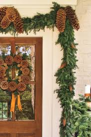 christmas front door decorationsSpectacular Holiday Entry and Christmas Door Decorations
