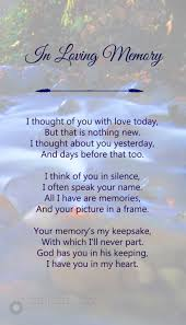 Quotation Poetry Memorial Sympathy Quotations Poems Verses
