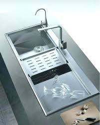 undermount kitchen sinks stainless steel. Large Kitchen Sinks Deep Bowl Sink Stainless Steel With Drainer Extra Undermount
