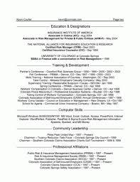 insurance resume template insurance resume template sample sample insurance resume