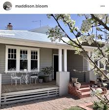 Dulux Paving Stone 150 In 2019 Weatherboard House House