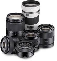 sony lens. sony lenses lens r