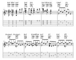 Jazz Guitar Lessons God Bless The Child Chord Melody